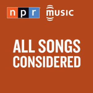 Sponsor NPR Music and the All Songs Considered podcast
