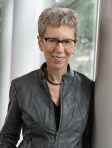 Fresh Air host, Terry Gross
