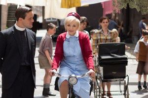 CALL THE MIDWIFE - SERIES 4 - EARLY IMAGES