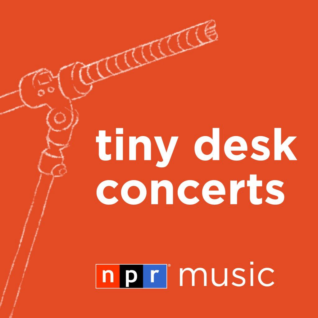 Sponsor NPR Music and the NPR Tiny Desk Concerts Podcast