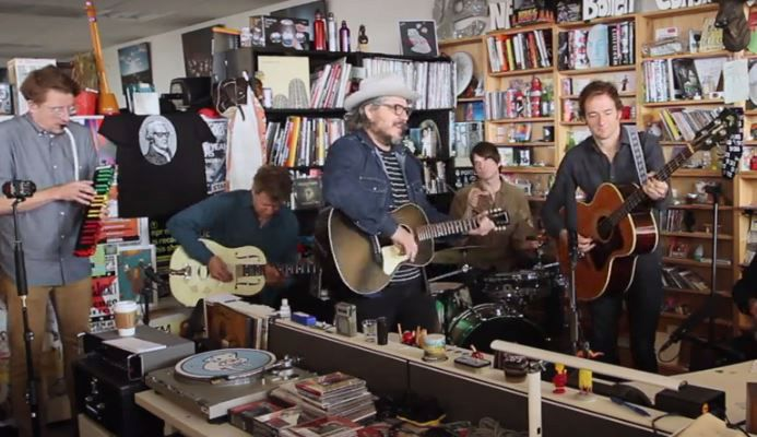 360-degree tiny desk concert