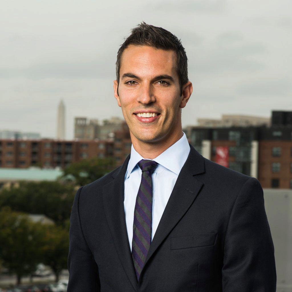 NPR Radio Host Ari Shapiro. Photo by Stephen Voss.