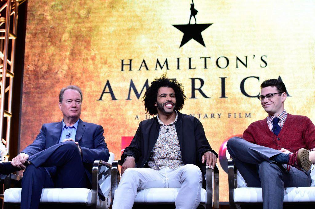 PBS Arts Fall Festival presents Hamilton's America